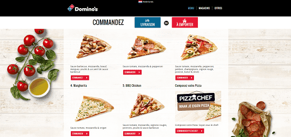 remise dominos pizza