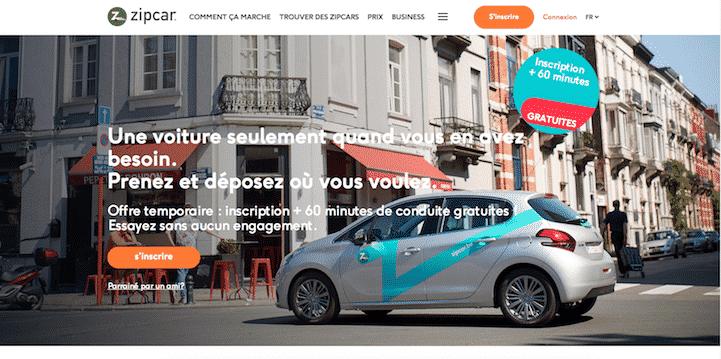 zipcar-codepromo